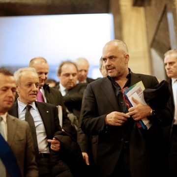 PM Edi Rama in Italy: Italian businessmen interested in investing in Albania