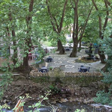 Bogova, once a random hamlet – now a touristic attraction