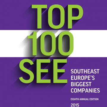 2 Albania-based companies included in 'Top 100 companies in SEE'
