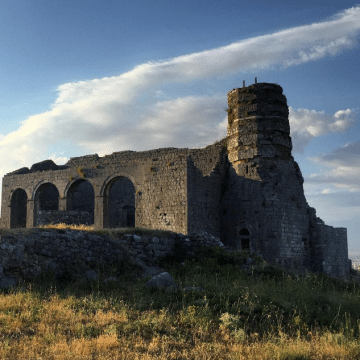 The Legend of Rozafa, the Woman Buried in the Foundation of a Castle