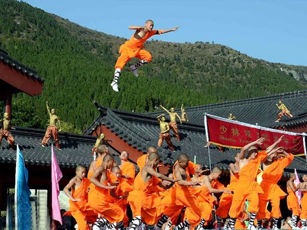Chinese Troupe to Perform Thrilling Shaolin Kung Fu Show in Tirana