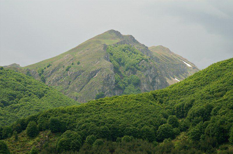 Shebenik Jabllanica National park