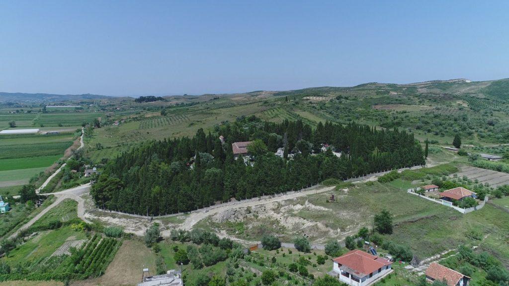 Shen Gjergji Church in Libofsha