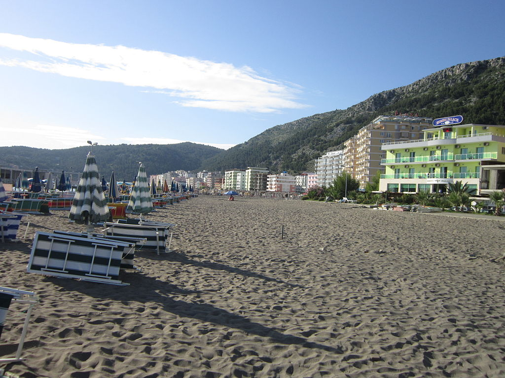 shengjin coast