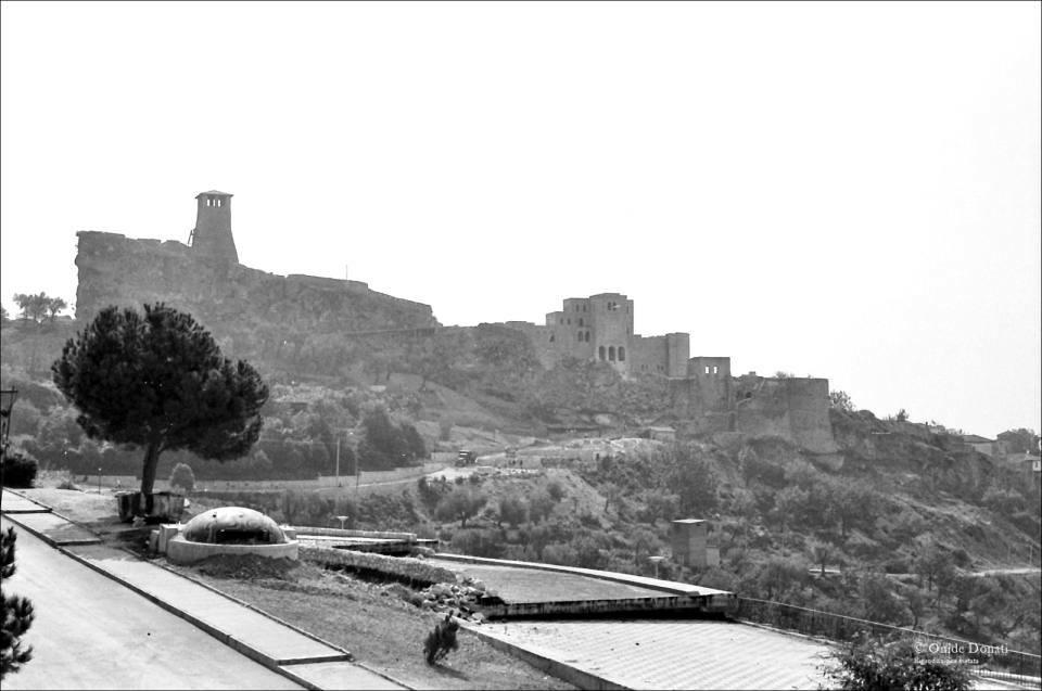 Skanderbeg Museum in 1982