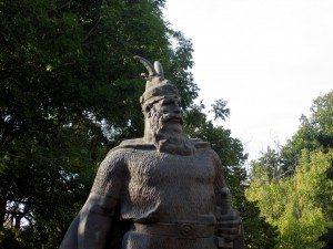 Skenderbeg-Debar-monument