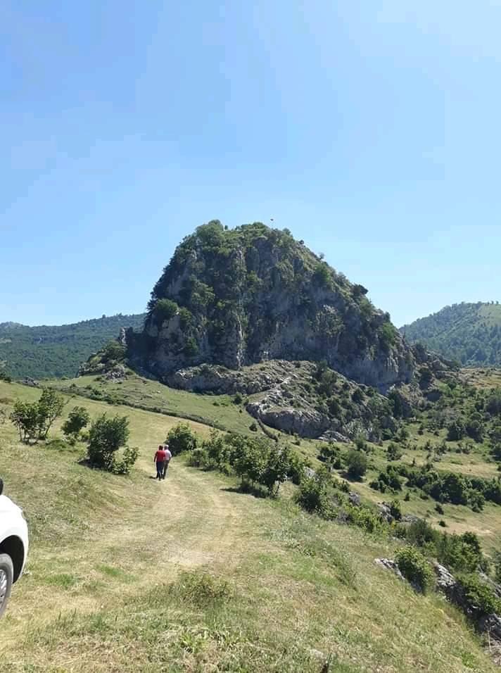 Selushti/Skenderbeu Castle