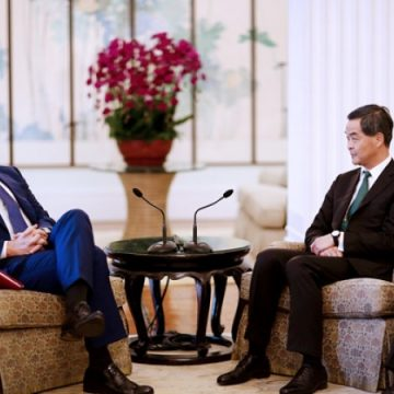 Hong Kong Governor to encourage investors to invest in Albania