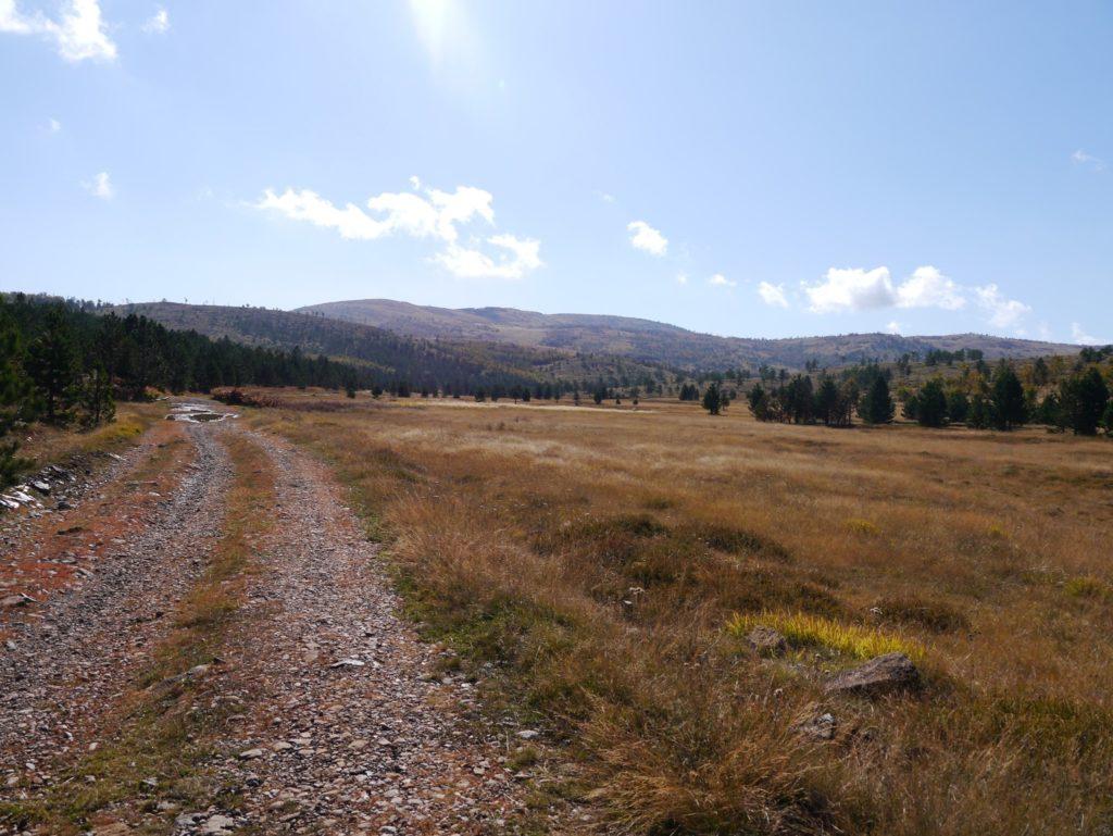 Terbuni and Kushneni Mountains