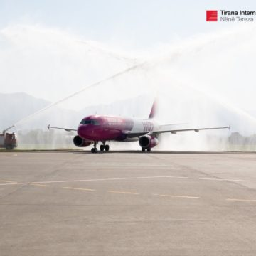 Tirana – Memmingen Direct Route Inaugurated