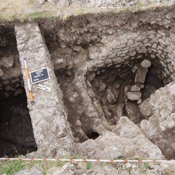Early Turkish Bath Discovered in Shkoder, Albania