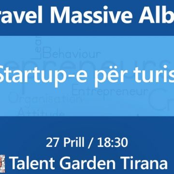 Tourism startups at Travel Massive Albania