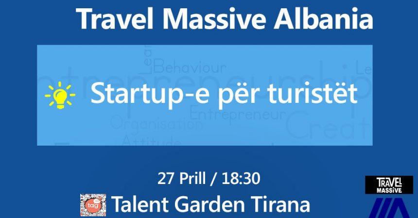 Tourism startups at Travel Massive Albania