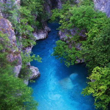 Nikaj-Mërtur area included in the list of National Parks as Regional Nature Park
