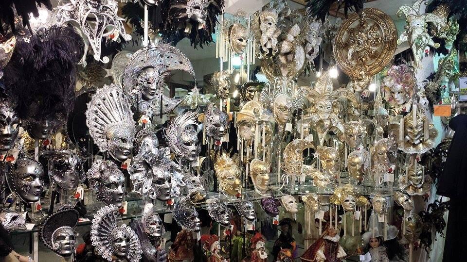 Venetian Mask Factory Shkodra