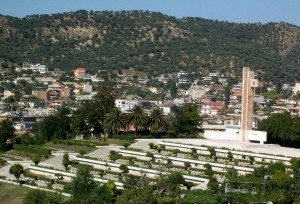Vlora_Cemetery_of_the_Partisans