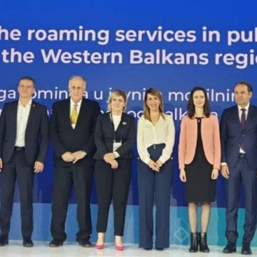 RoamLike@Home, Western Balkans Sign Deal to Abolish Roaming Charges