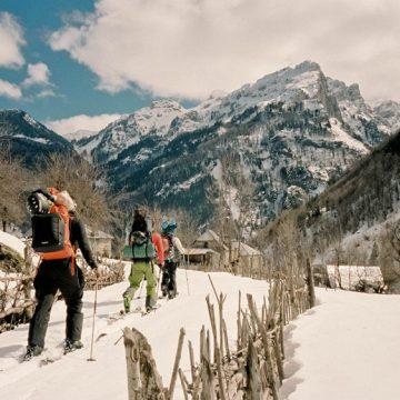 Exploring the Albanian Alps: A Free Ride Trip