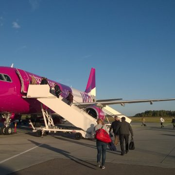Wizz Air Announces Budapest-Tirana Route Starting with €29 Flights