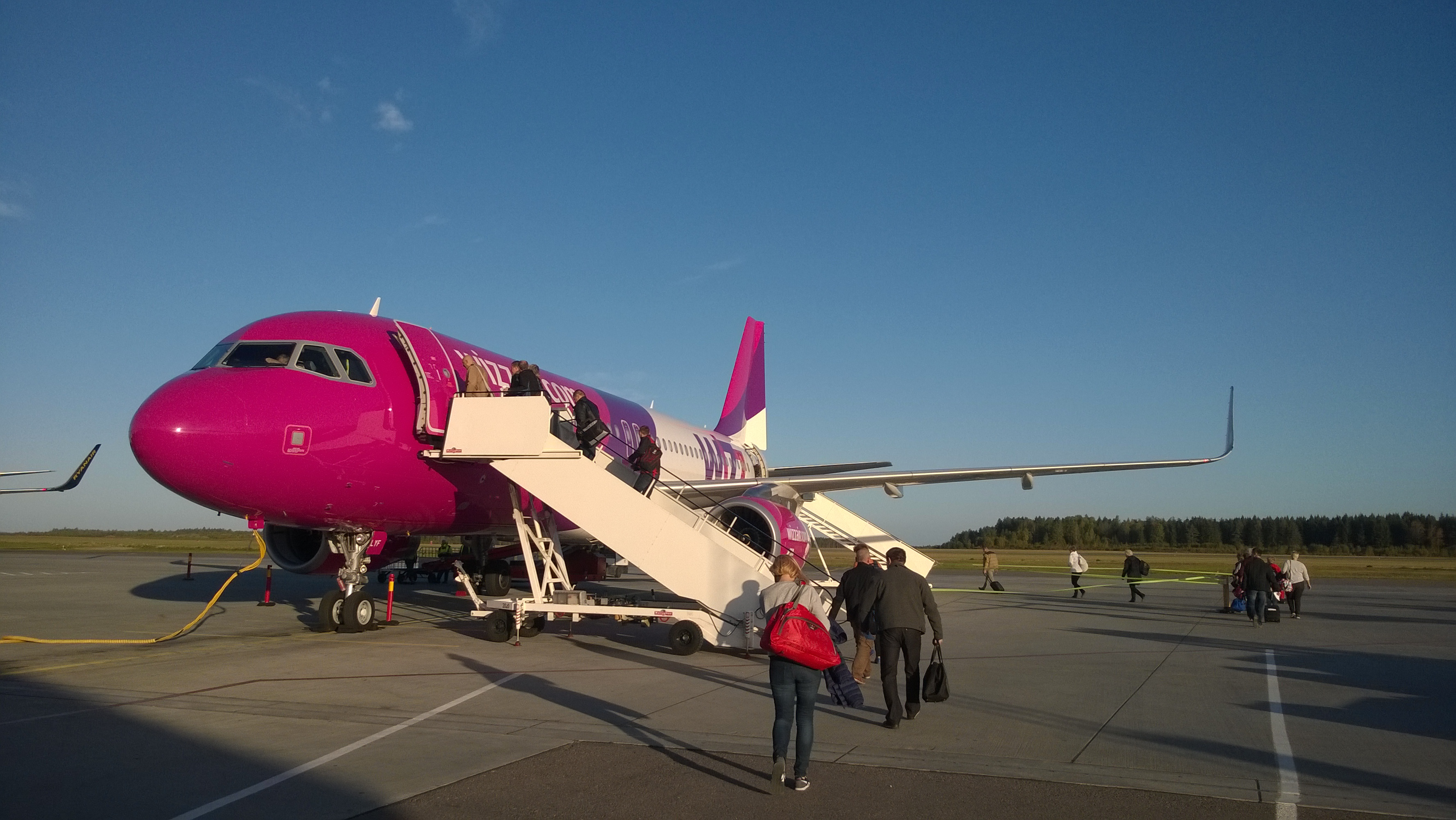 Wizz Air Announces Budapest Tirana Route Starting With E Flights