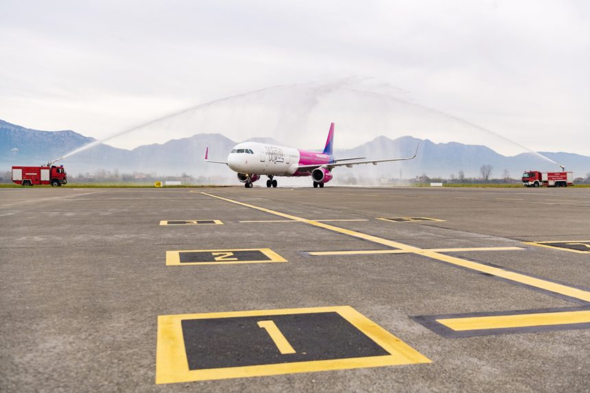 Wizz Air Announces 5 New Routes Tirana – Italy
