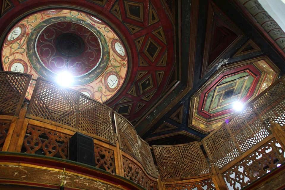 Berat Xhamia Mbret