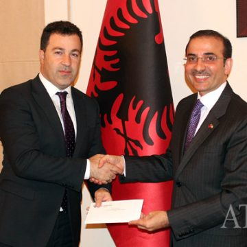 Kuwaiti government gives 5 ml EUR fund to Albania