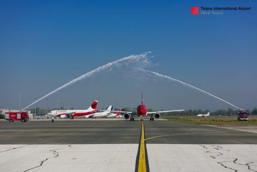 Tirana-Zurich Direct Flight Inaugurated