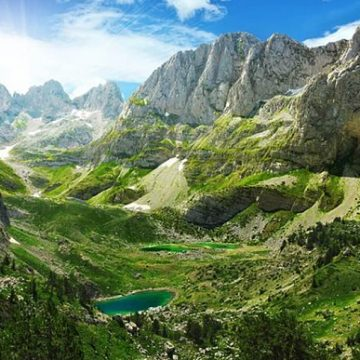 (The Telegraph) – Epic Walks: the Accursed Mountains, Albania