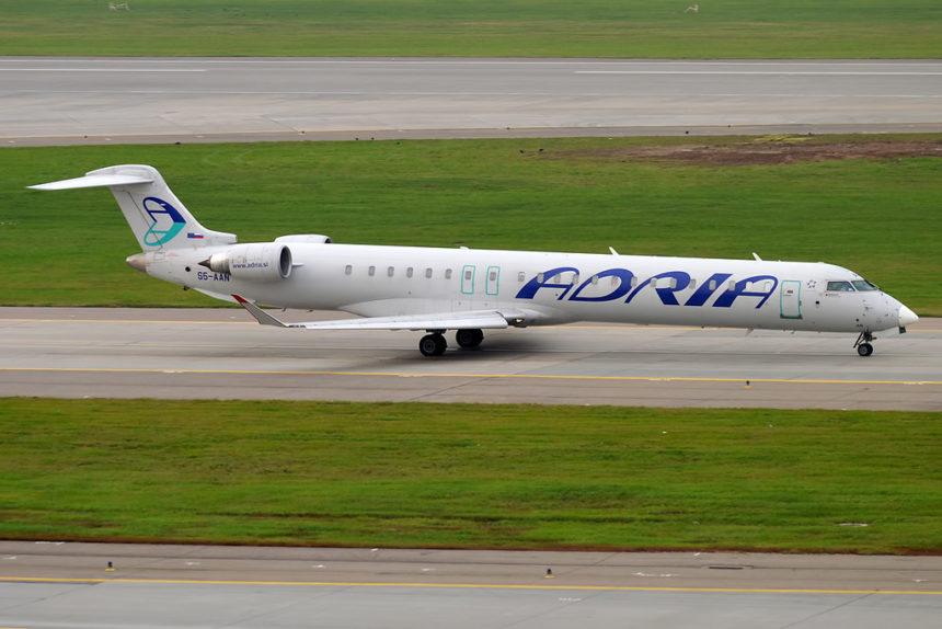 Adria Airways Files for Bankruptcy, all Flights Cancelled