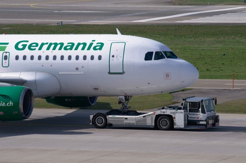 Germania Low-Cost Airline Eyes Albania