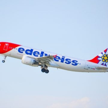 Edelweiss to Launch Zurich – Tirana Direct Flights in April 2019