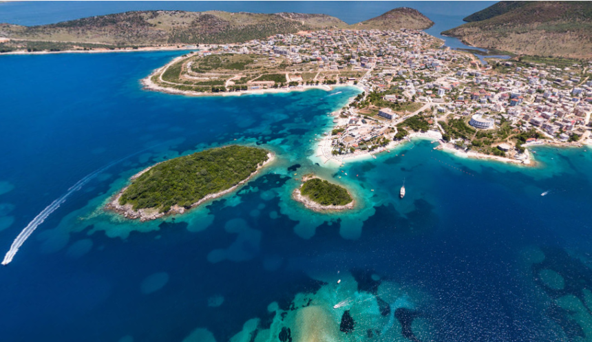 Albanian Beaches 360VR Collection, Southern Riviera Virtual Tour
