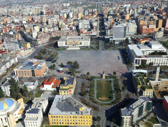 COVID-19 Albanian Govt Declares State of Natural Disaster