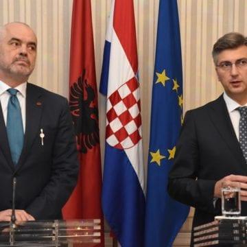 Albania – Croatia Sign Strategic Partnership Agreement