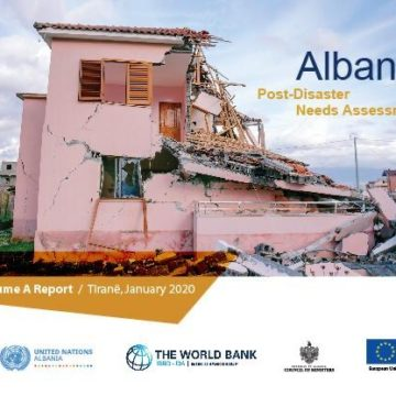 Albania Earthquake Economic Damage Nears €1 billion