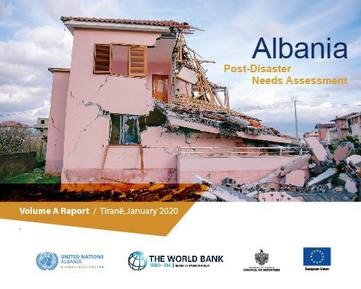 Albania Earthquake Economic Damage Nears €1 billion