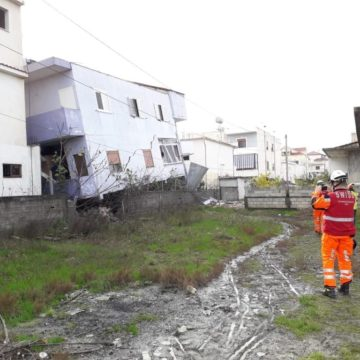 International Experts Helping in Damage Assessment