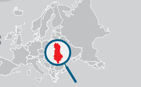 Albania in Europe