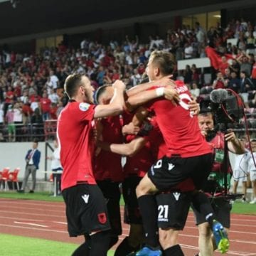 Albania Wins Against Moldova 2-0 in UEFA Euro 2020 Qualifiers