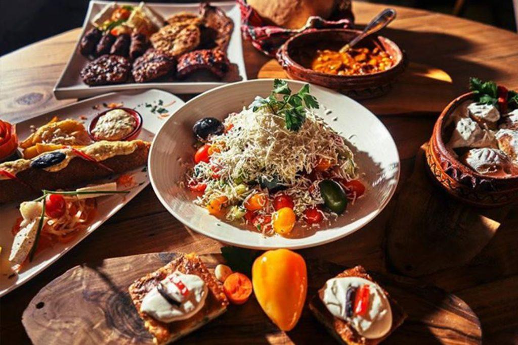 Cka Ka Qellu Albanian restaurant