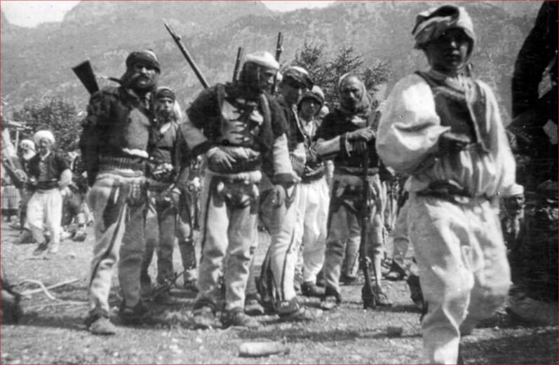 Albanian men