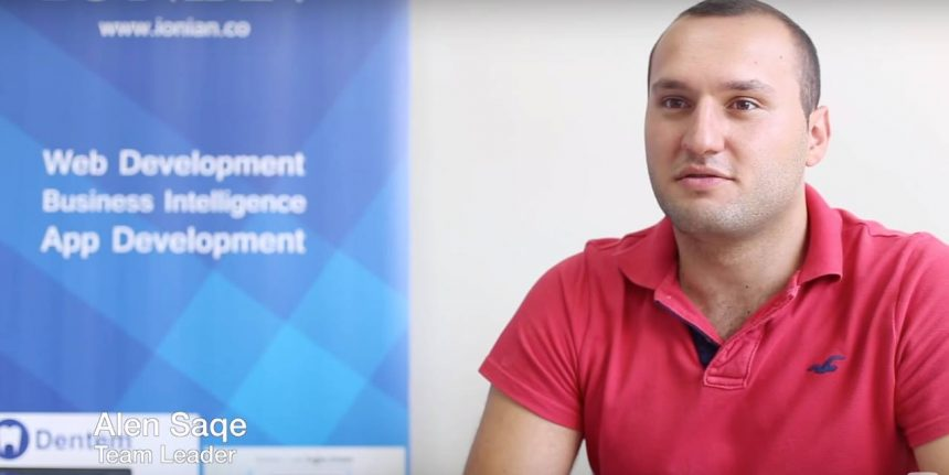 Interview with Alen Saqe, founder of Dentem