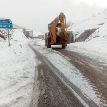Road Authorities Warn Drivers to Stay Safe on Icy Roads