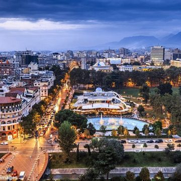 A guide for Tirana city!