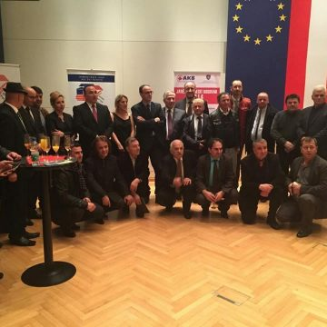 """Albanian Businesses Weeks 2014; I consume local products, do you?"" concluded in Austria"