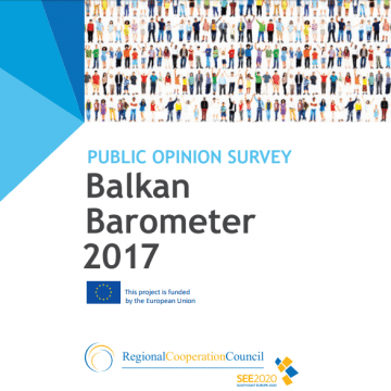 Balkan Barometer 2017, Albania Neither Good Nor Bad