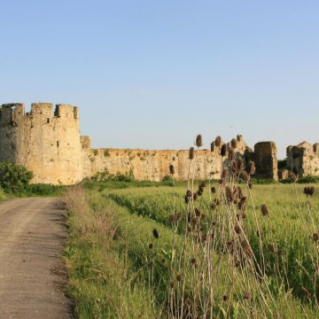 Explore Bashtova Castle, One of the Rarest Fortresses in the Balkans