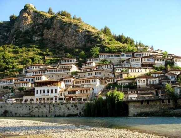 Berat among Best European Destinations without Crowds