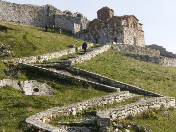 berati castle galleryfull - Most Popular Castles in Albania